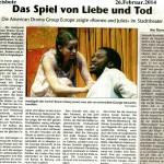 Romeo & Juliet – Kreisbote – Deutsch