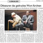 Fränkische Landeszeitung – Fahrenheit 451