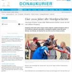 Donaukurier – Eine 2000 Jahre alte Mordgeschichte
