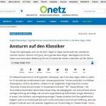 onetz – Ansturm auf den Klassiker